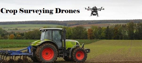 Crop Surveying Drones