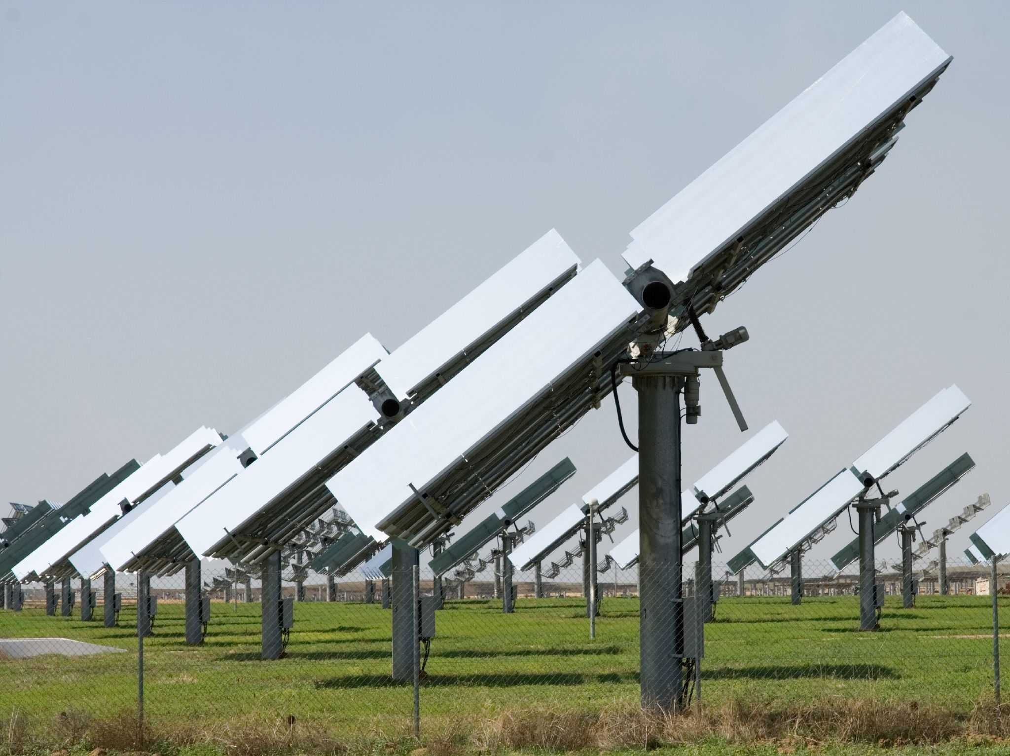 Solar Power Technology