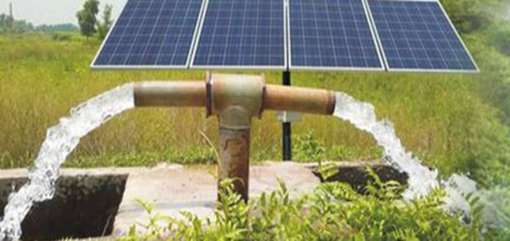 Solar Power Water Pumps
