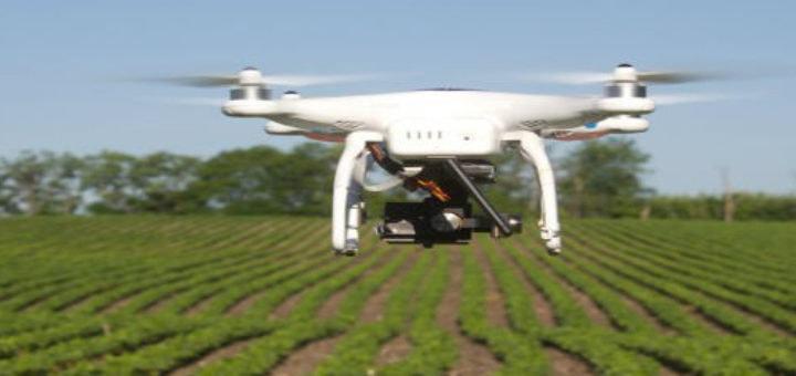 Crop Surveillance Drones