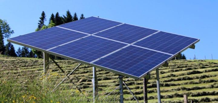 Solar Powered Irrigation