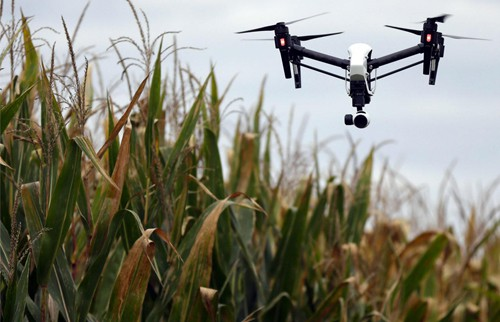 Crop Surveying Drones